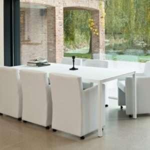 table cobra fauteuils à roulettes donna Perfecta Meuble Loi à Boussu région de Mons