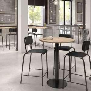 table spinner et tabouret de bar college perfecta Meuble Loi à Boussu région de Mons