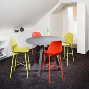 table veneto hauteur 90cm tabouret de bar cloé perfecta Meuble Loi à Boussu région de Mons