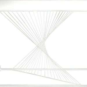 cag-2wh console - blanc - fer forgé - meuble Loi - Boussu Lez Mons - Hainaut