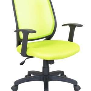 chaise de bureau - flex 2 - perfecta- meuble Loi - Boussu Lez Mons - Hainaut.- noir jpg
