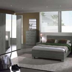 chambre contemporaine dressing portes coulissantes gella décor bouleau gris neyt jpg