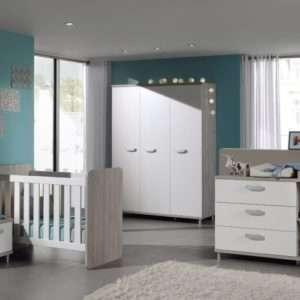 chambre de bébé évolutive Noor de chez Neyt