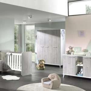 fabriquée en Belgique chambre de bébé Stef par Neyt à découvrir au meuble Loi à Boussu en Hainaut magasin de meubles