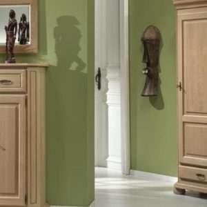 meuble d'entrée et armoire de hall en chêne 420