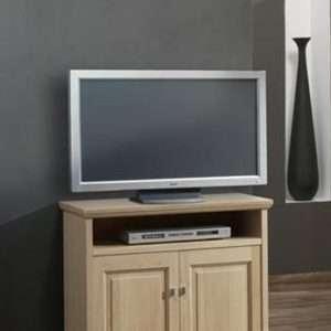 Meuble de TV Haut en chêne Primo