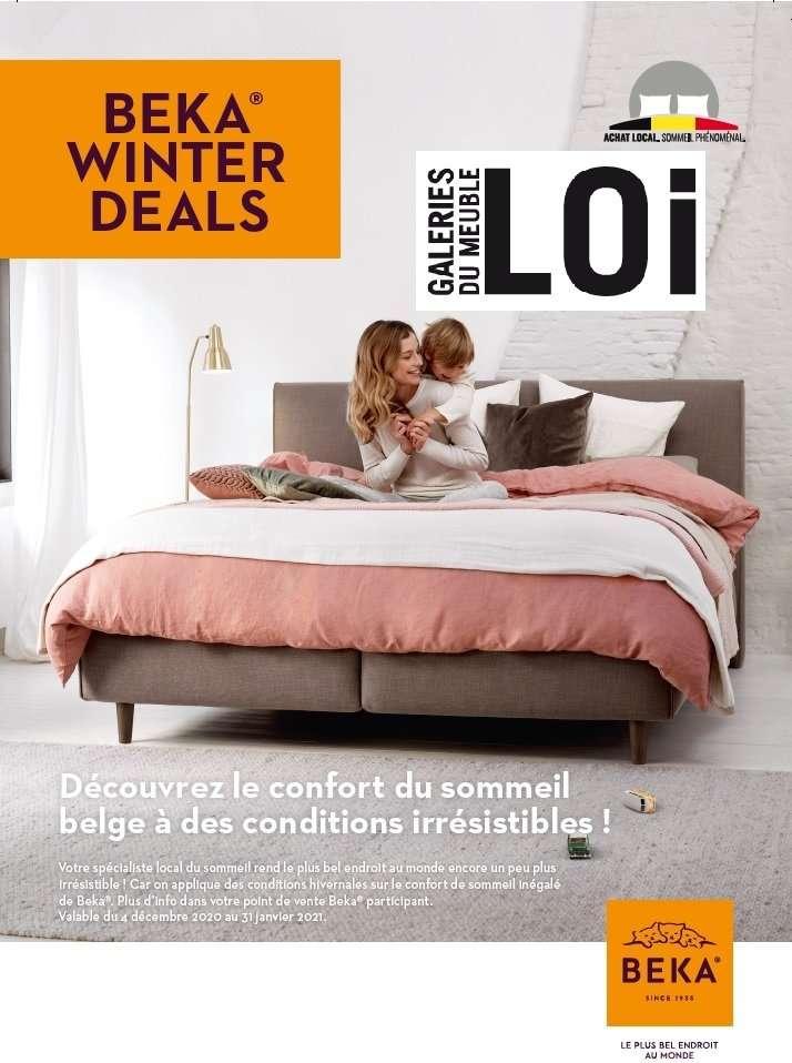 affiche beka winter deals